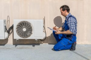 hvac unit safety inspections